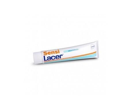 Sensilacer gel dentifrice 75ml