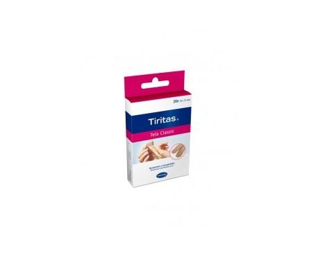 Tiritas® classic tejido 19 x 72 20 Tiritas®