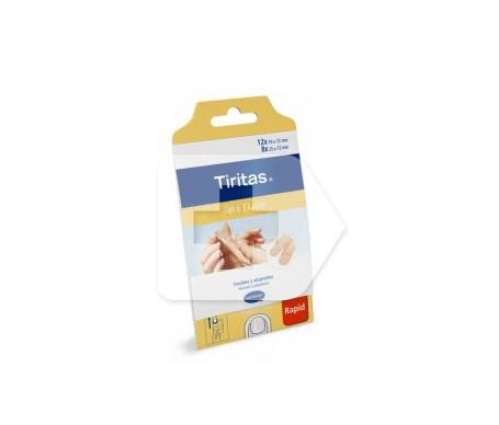 Tiritas® elastic dedos 16uds