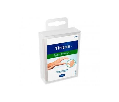 Hartmann tiritas® Sport Protect 30uds