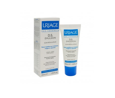 Uriage DS emulsión 40ml