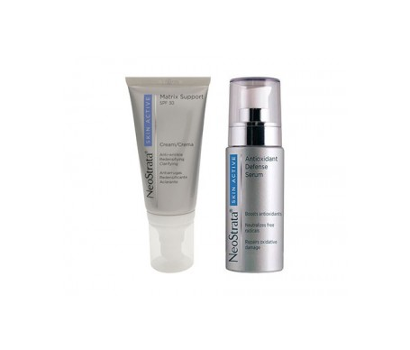 Neostrata Skin Active Crema Matrix Spf30 50ml + Serum Antiox 30ml