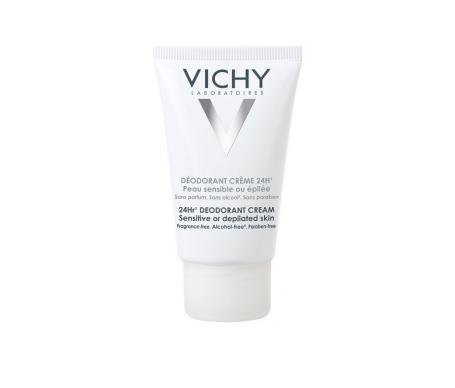 Vichy desodorante crema pieles sensibles 40ml