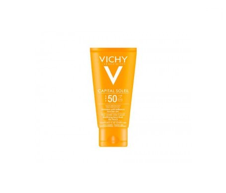 Vichy Idéal Soleil BB Cream SPF50+ con color  50ml
