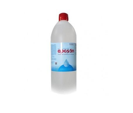 Aposán alcohol 96º cloruro de benzalconio 1l