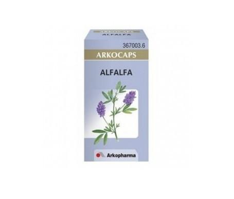 Arkocápsulas Alfalfa 45cáps