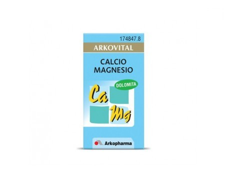 Arkovital Calcio Magnesio 50cáps
