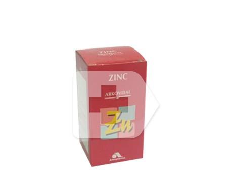Arkovital Zinc 50cáps