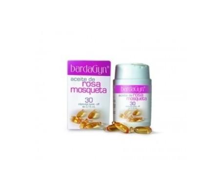 BardaGyn™ Wildrosenöl 30 Tabletten