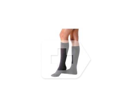 Varisan calcetín compresión normal negro talla 2