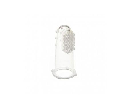 Acofarbaby cepillo dental silicona 1ud