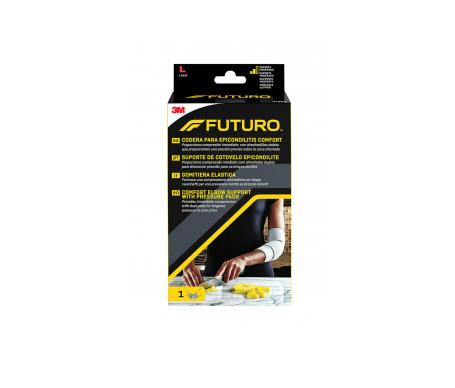 Futuro™ codera para epicondilitis T-L 1ud