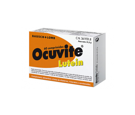 Ocuvite Lutein 60comp