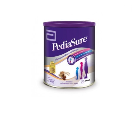 PediaSure polvo sabor chocolate 400g