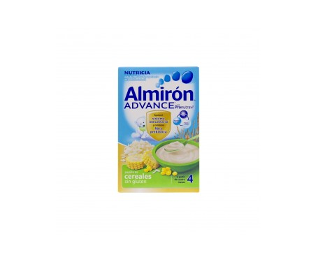 Almirón Advance cereales sin gluten 600g
