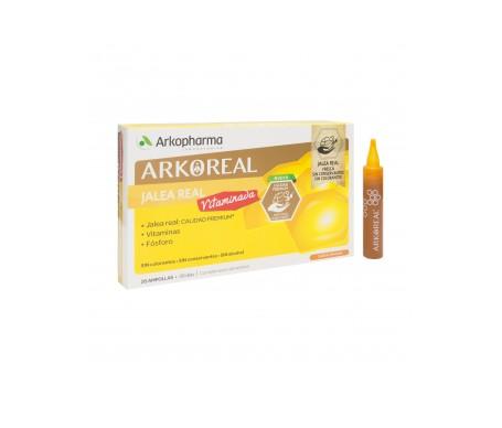 Arko real jalea real vitaminada 20amp