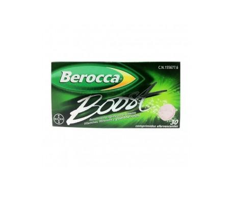 Berocca® Boost 30comp efervescentes