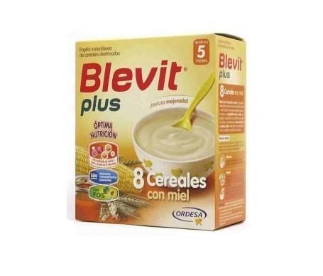 Blevit® plus 8 cereales con miel 600g