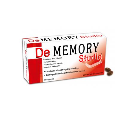 DeMemory Studio 30cáps