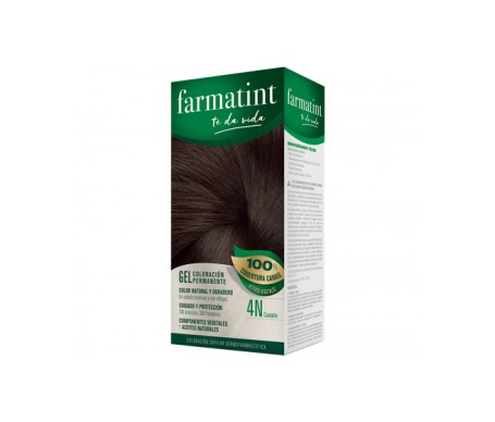 Farmatint Classic 4N castaño 135ml