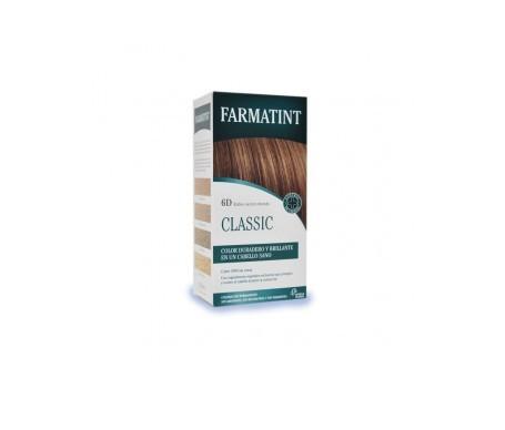 Farmatint Classic 6D rubio oscuro dorado 135ml