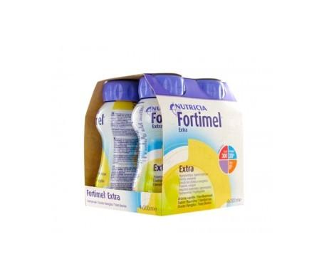 Fortimel Extra vainilla 4udsx200ml