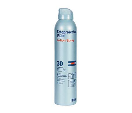 Fotoprotector ISDIN® loción spray SPF30+ 200ml