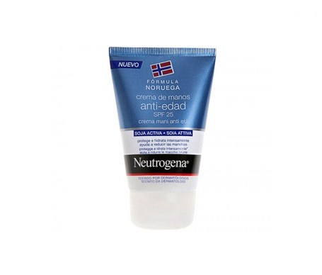 Neutrogena® SPF25+ crema de manos antiedad 50ml