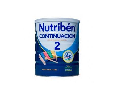 Nutribén® leche continuación 400g