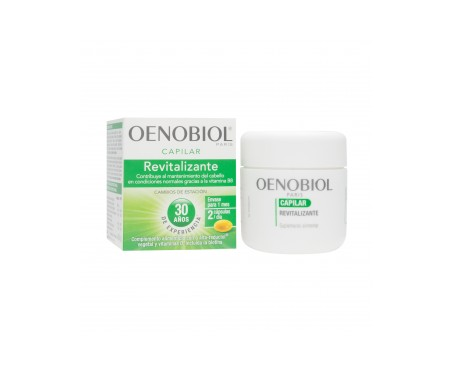 Oenobiol® Capilar Revitalizante 60cáps