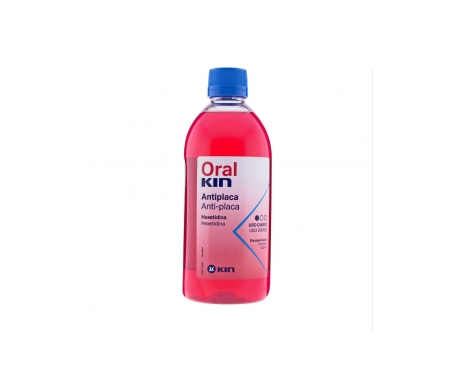 Oralkin enjuague bucal 400ml