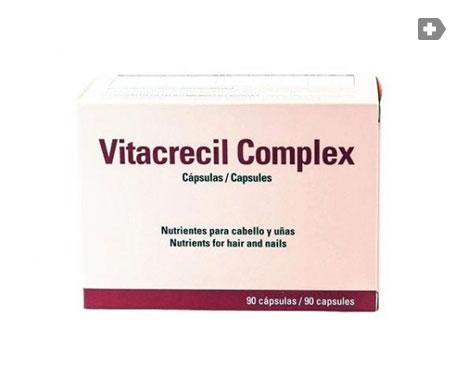 Vitacrecil Complex 90cáps