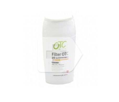 OTC Filter leche infantil SPF20+ 200ml