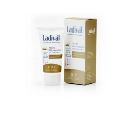 Ladival® antimanchas con delentigo SPF30+ 50ml