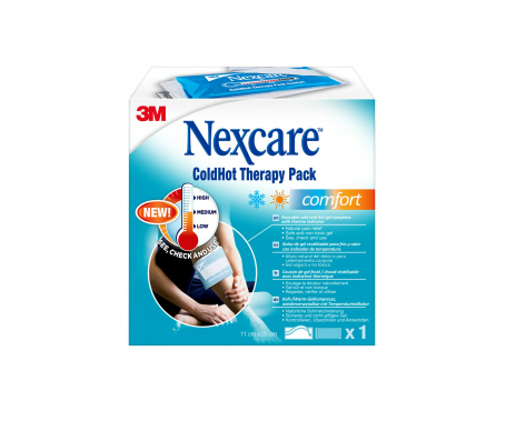 Nexcare® ColdHot Confort bolsa 10x26,5cm