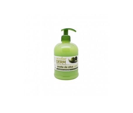 Acofarderm jabón de manos oliva 500ml