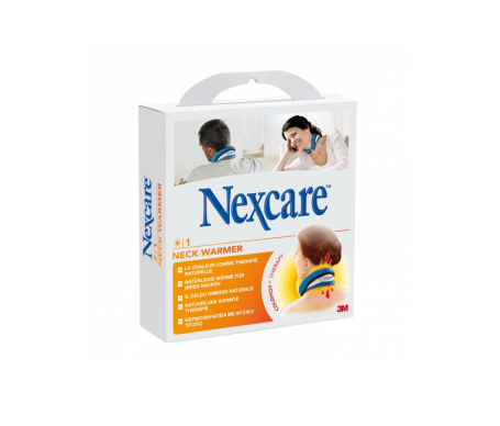 3m Nexcare Termoterapia Collarín Neck Kit