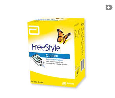 Freestyle Optimum glucómetro 1ud