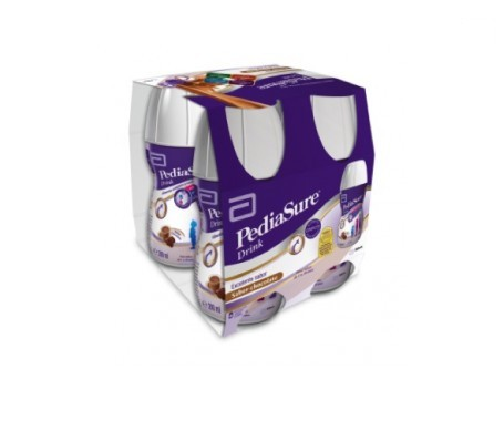 PediaSure Drink chocolate 4udsx200ml