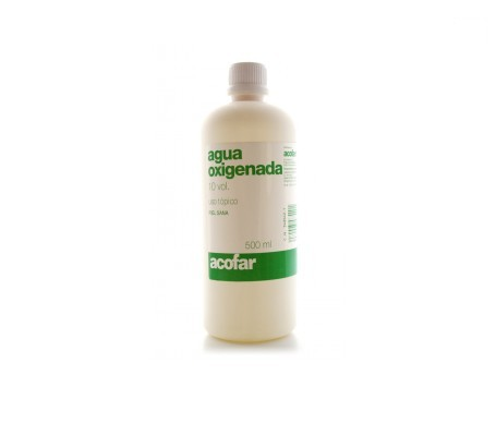 Acofar agua oxigenada 10 vol. 500ml
