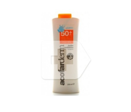 Lotion pédiatrique Acofarderm SPF50+ 200ml