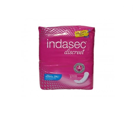 Indasec® Normal 24uds