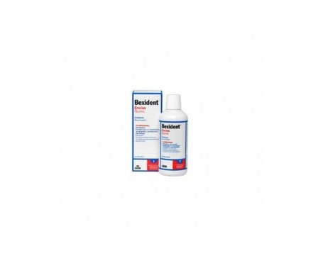 Bexident® encías colutorio clorh 250