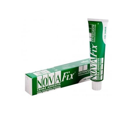 Novafix Extrafuerte crema adhesiva 75g