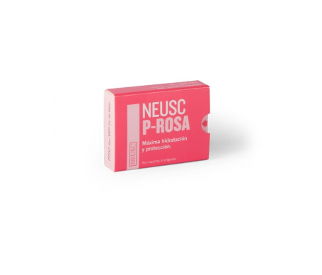 Neusc-P Rosa pastilla 24g
