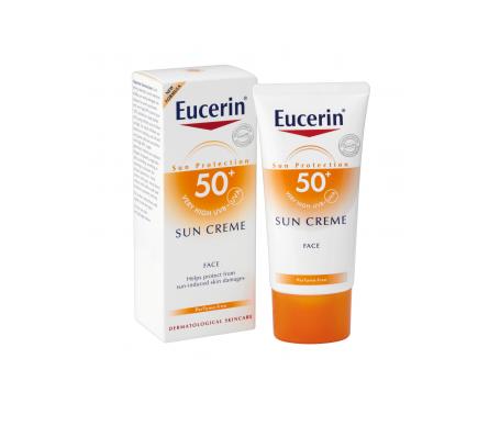 Eucerin® Sun crema facial SPF50+ 50ml