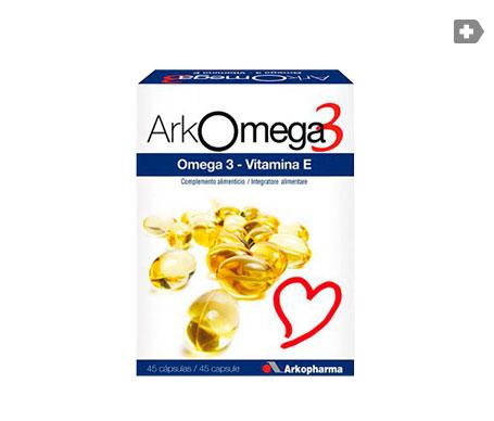 Arkomega3 45caps