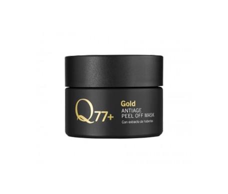Q77 + Gold Peel Off Mask