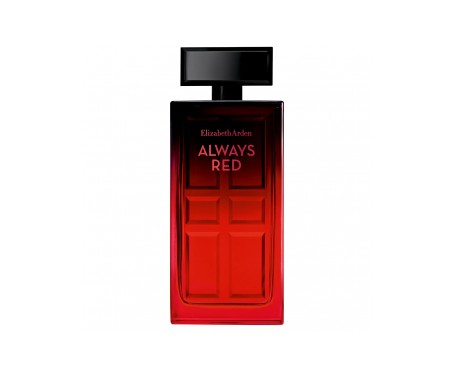 Elizabeth Arden Always Red Eau De Toilette 50 Ml Vaporizador