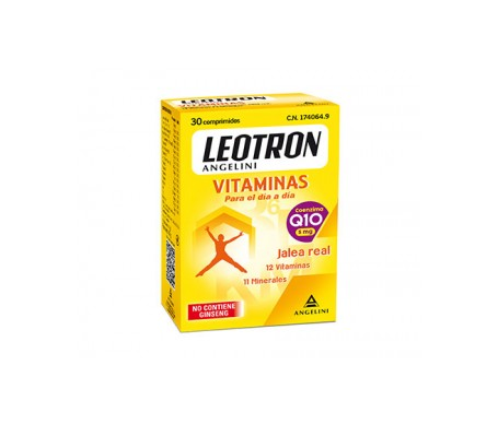 Leotron Complex 30caps